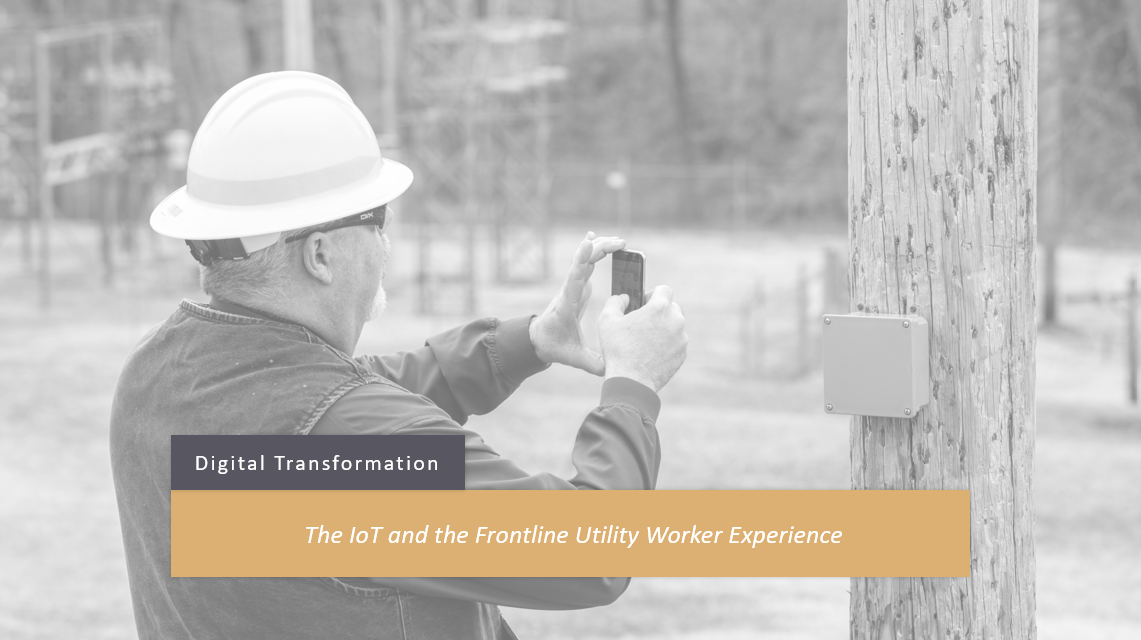 blog utility worker iot
